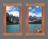 Photo Mural 6tmL_2_34x64_rustic_cherry